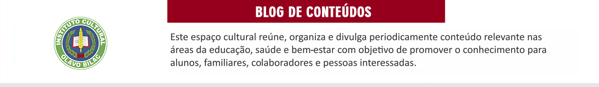 Blog Instituto Cultural Olavo Bilac